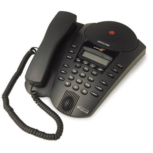 Polycom Soundpoint Pro SE-225 2-Line Professional Conference Phone with Caller ID by Polycom