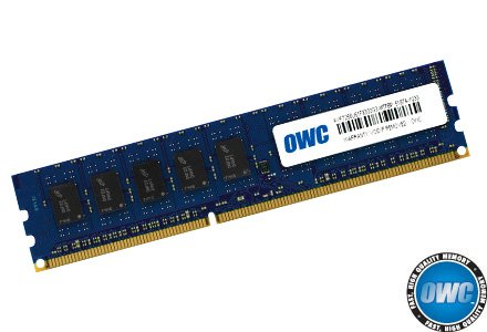 (OWC 8.0GB PC8500 DDR3 ECC 1066 MHz 240 pin DIMM Memory Module Upgrade for Mac Pro and Xserve)