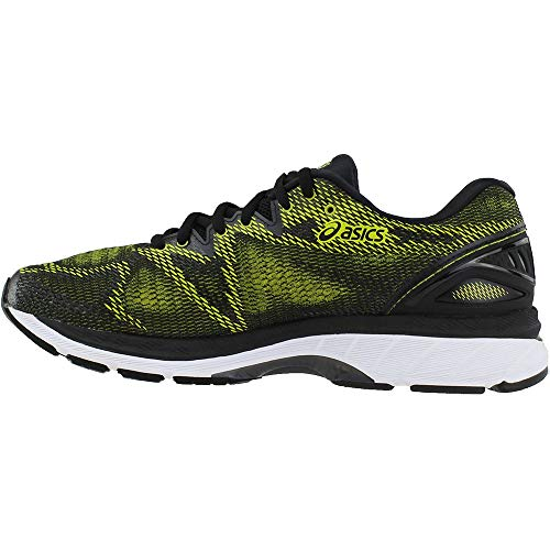 ASICS Men's Gel-Nimbus 20 Running Shoe, Sulphur Spring/Black/White, 6.5 Medium US by ASICS (Image #3)