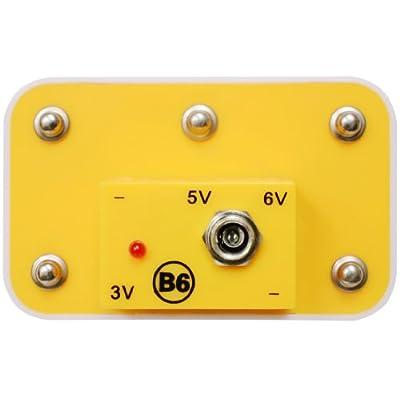 Elenco AC-SNAP Snap Circuits AC Snap: Toys & Games