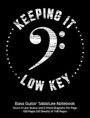 photo regarding Printable Tablature Paper named Preserving It Reduced Major B Guitar Tablature Mcript Laptop