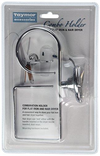 Flat Iron Dryer Holder Combo product image