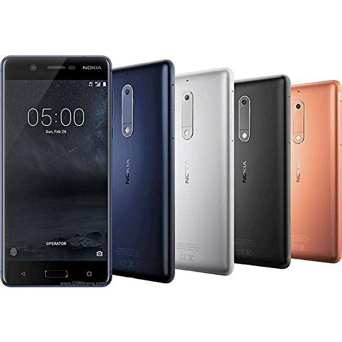 Smartphone Nokia 5 dual chip Android 7.1 Tela 5.2 16GB 4G Camera...