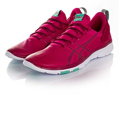 Training Gel Pink Schuh SANA FIT Sports Women's Asics 2 Cockatoo Cerise W8B6RW