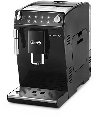 DeLonghi Autentica ETAM29.510.B - Cafetera súper automática, con panel táctil,...