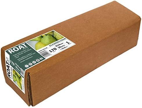 Rollo de plotter A0 opaco mate 170 GR Alta Resolución 914 cm x 30 m. Para impresión a todo color y monocromo en todo tipo de plotters inkjet.: Amazon.es: Oficina y papelería
