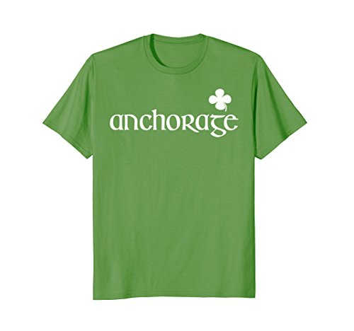St Patricks Day Funny Novelty T-Shirt - Anchorage - Kids Day Anchorage