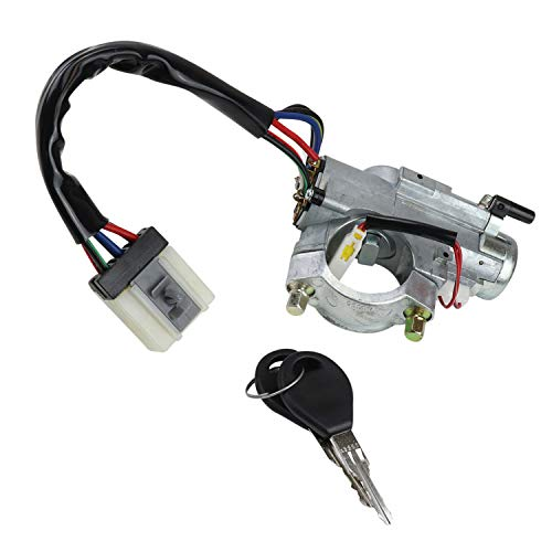 (Beck Arnley 201-1737 Ignition Key And Tumbler )