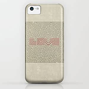 Society6 - Love Is Complicated iPhone & iPod Case by Roberta Jean Pharelli by supermalls
