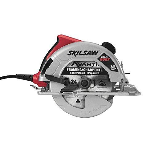 15-Amp 7-1/4 in. SKILSAW Circular - Circular Saw Skil 5587