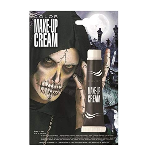 My Choice Stuff Mens Womens Hen Do Cream Make Up Face Paints Body Paints Adults Halloween Party Make Up Accessories Black -