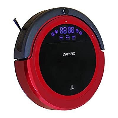 Hovo 780 4-in-1 Robotic Vacuum Cleaner - Sweeping, Vacuuming, Wet/Dry Mopping and UV Sterilization