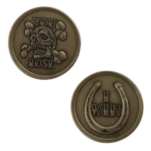 I Win!/You Lose!: Decision Maker (Angel Devil Coin compare prices)