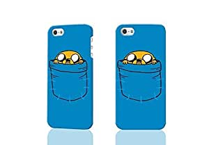 TYHde ADVENTURE TIME JAKE THE DOG IN A POCKET 3D Rough Case Skin, fashion design image custom , durable hard 3D case cover for iPhone 6 4.7 , Case New Design By Codystore ending
