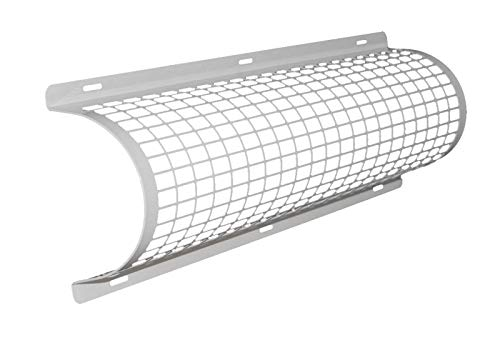 Hylite Tubular ECO Heater Guard 350mm White HHG203