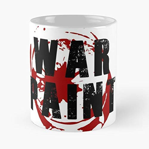 War Warfare Gaming First Person Shooter - Best Gift Ceramic Coffee Mugs 11 Oz