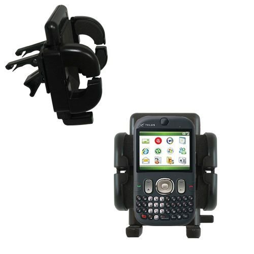 (Innovative Vent Cradle Vehicle Mount designed for the HTC CDMA PDA Phone - Adjustable Vent Clip Holder for Most Car / Auto Vent Systems)