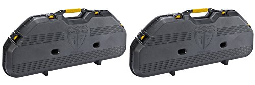 (Plano 108115 AW Bow Case Black (Pack of 2))