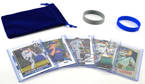 Clayton Kershaw Assorted Baseball Bundle product image