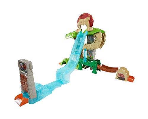 Fisher-Price Nickelodeon Blaze & the Monster Machines, Animal Island Playset
