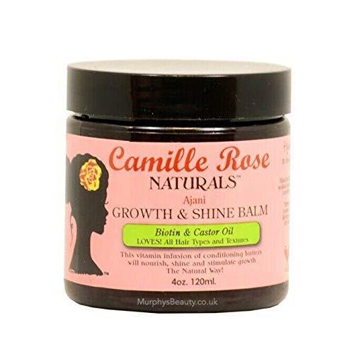 Camille Rose Ajani Shine Balm, 4 fl oz