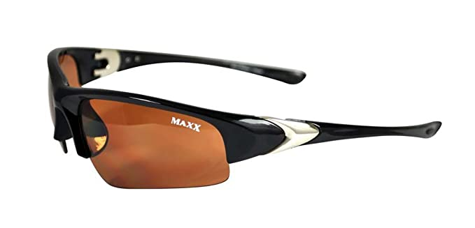 Amazon.com: Maxx HD Shadow Wrap anteojos de sol. Lentes de ...