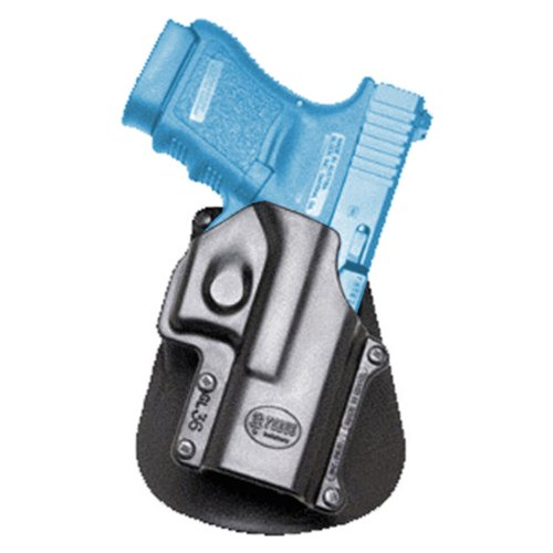 (Fobus Roto Holster Paddle Left Hand GL4RPL Glock 29/30/39 and S&W 99, S&W Series V)