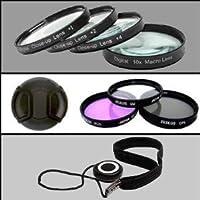 Professional Filter Kit For Canon EOS 60D Digital SLR...