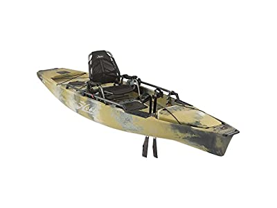 Most Comfortable Stand-Up Ocean Fishing Kayak [Hobie] detail review