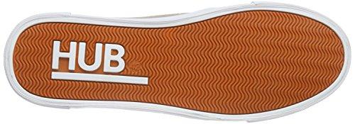 Hub Herren Ashbury 6/16 Low-Top Beige (beige/beige/wht 176)