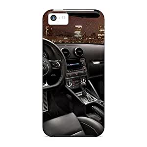 GunsRoses Snap On Hard Case Cover Audi Rs3 Protector For Iphone 5c