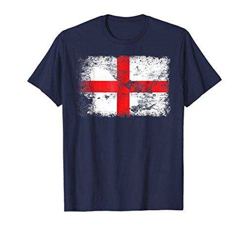 - England Flag T-Shirt | Cross of Saint George Flag Tee