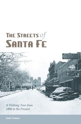 Santa Logo - The Streets of Santa Fe