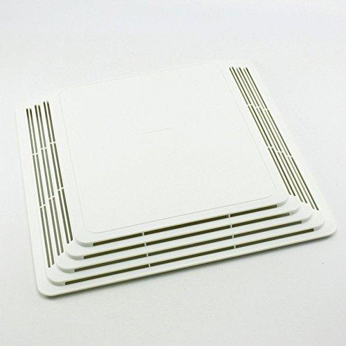 Broan Plastic Grille with Springs 676, 684 Bath Ventilator 97013576 ^#H4345 344Y584H353029 (Plastic Ventilator)