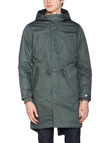 Urban HOMME Parka STS Verde Chic Hombre SELECTED Shnclash q7xRw4nYY