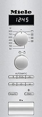 Miele M 6012 SC - Microondas (2300W, 220-240V, 50 Hz, 52 cm ...
