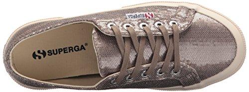 Superga Dames 2750 Microsequi Sneaker Brons