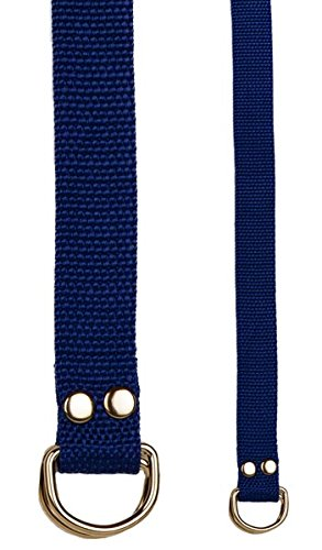 Champion Sports Football Uniform Belt, Navy
