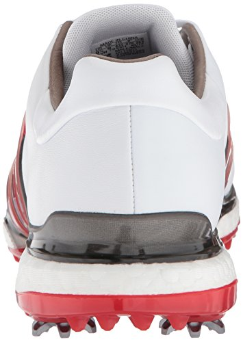 Metallic Hombre 360 2 dark scarlet Tour 0 Boost Adidas Silver White Oq6vPn