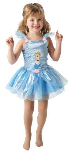 Disfraz Cenicienta bailarina de Disney: Amazon.es: Juguetes y juegos