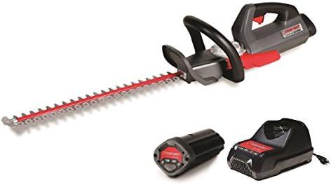 Troy-Bilt CORE TB4400 40V 22-Inch Cordless Hedge Trimmer Kit