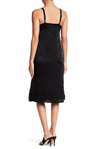 Black Bobeau Satin Dress Trim Lace Slip wHz8PR