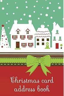 amazon christmas card list book christmas card and gift 2018