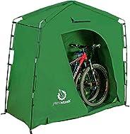 YardStash Sheds & Outdoor Storage - Heavy Duty, Portable, Space Saving Bike Shed Tent - All Weather Tarpau