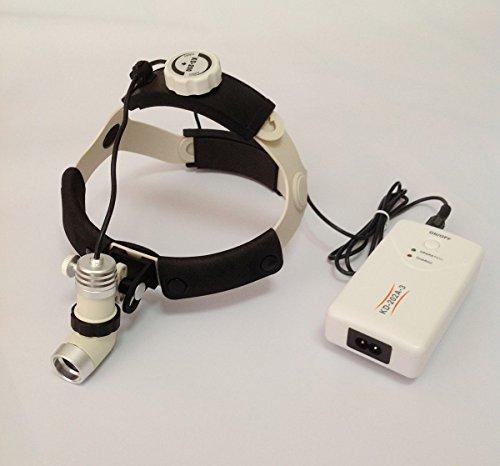 3W LED Surgical Medical Head Light Lamp Headlight AC/DC KD 202A 3