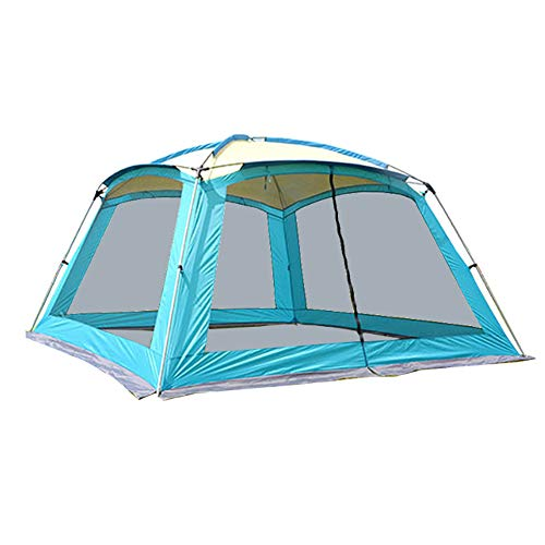 Camel cup Outdoor Beach Camping Tent Canopy 5-8 People Sun Shade rain Sunscreen Awning