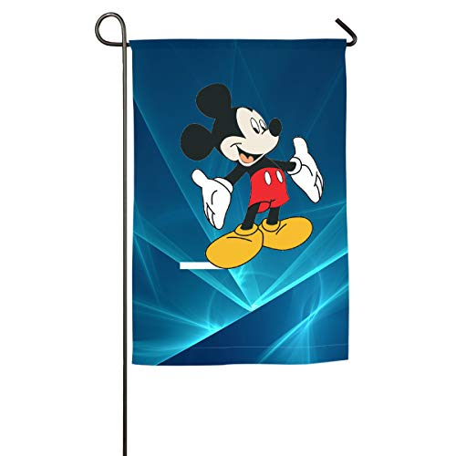 Monsters University Party Central (FOOOKL Cartoon Mickey Mouse Home Family Party Flag 100 Hipster Welcomes The Banner Garden)