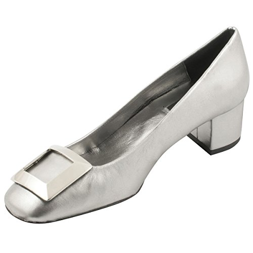 Exclusif Agathe Talons Chaussures Gris à Paris fr1Of