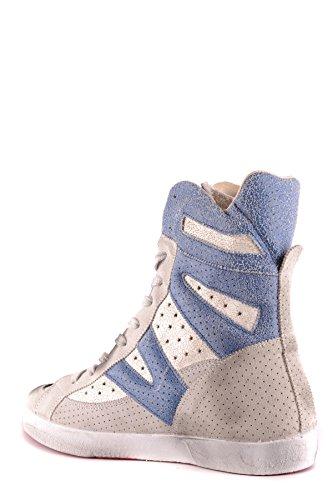 MCBI156035O Women's Suede Ankle Boots Grey Ishikawa pqxAzwHR6w