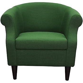 Amazon Com Parker Lane Uch Nik Kle1 Lori Club Chair